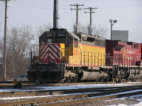 CEFX EMD SD40-2 2814 (ex-UP)