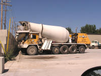 Ace Redi Mix cement truck 41