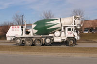 RKW cement truck 13