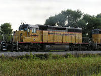 ex-UP EMD SD40-2 3186