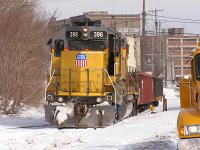 Union Pacific EMD GP38-2 396